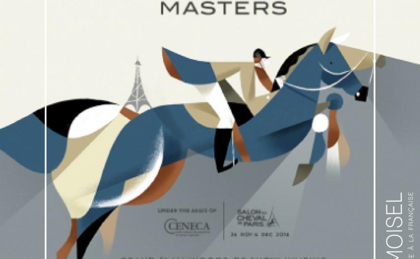 Longines masters paris salon du cheval damoisel - Salon du master paris ...
